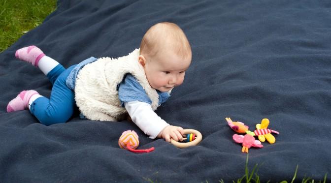 Gut ernährt von der Schwangerschaft bis ins Kleinkindalter