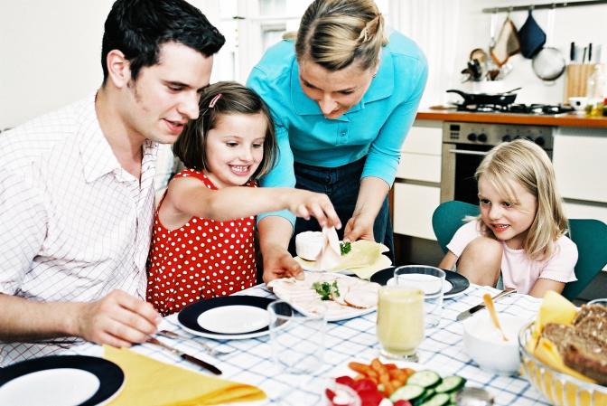 Alltagsrituale und feste Regeln für einen gesunden Lebensstil