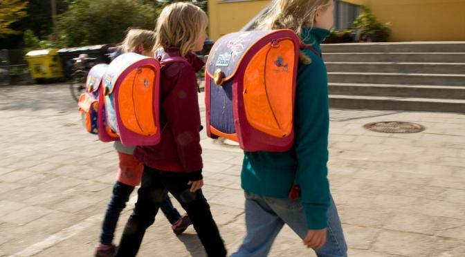 Tipps zum gesunden Schulstart