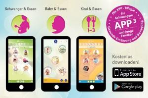 App_Gut ernährt von der Schwangerschaft bis ins Kleinkindalter